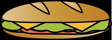 Sandwich clipart. Clip art images for