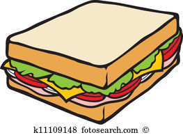 Sandwich clipart. Station