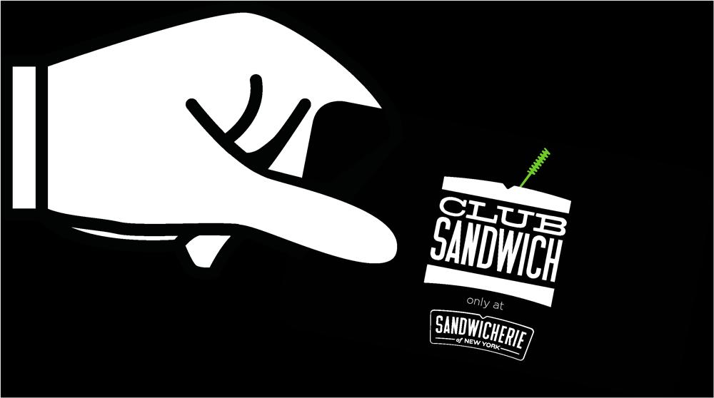Sandwich club sandwich