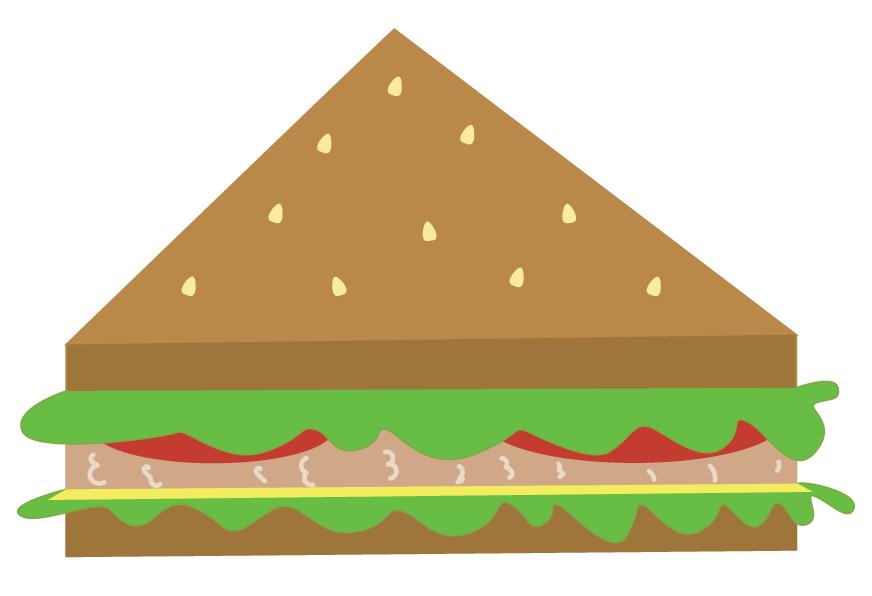 Looking for a cheap. Tuna clipart tuna sandwich