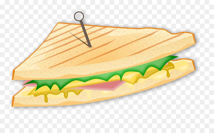 Tuna clipart tuna sandwich. Submarine cartoon ham food