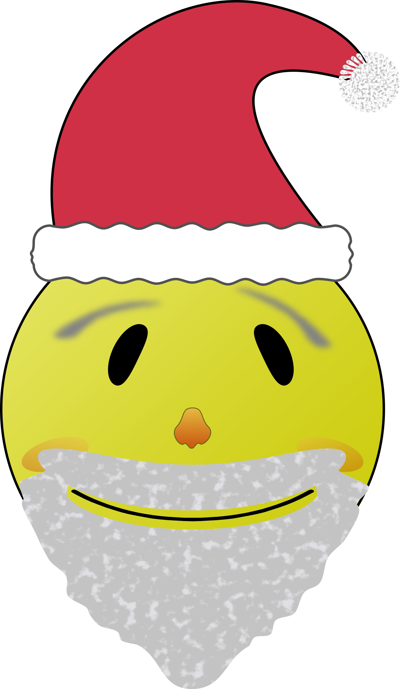 Free smiley cliparts download. Santa clipart basketball