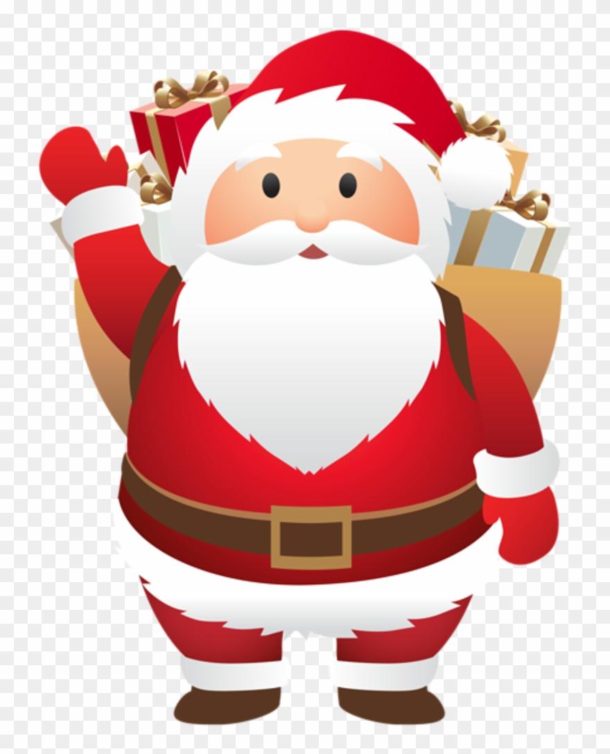 x png kb. Santa clipart santa clause