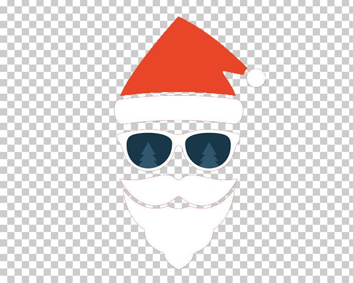 Sunglasses clipart santa. Claus christmas png balloon
