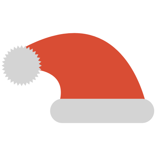 Icon free icons and. Santa hat vector png