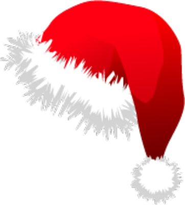 Santa hat vector png. Factory hive view attachment