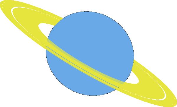 Clip art at clker. Saturn clipart
