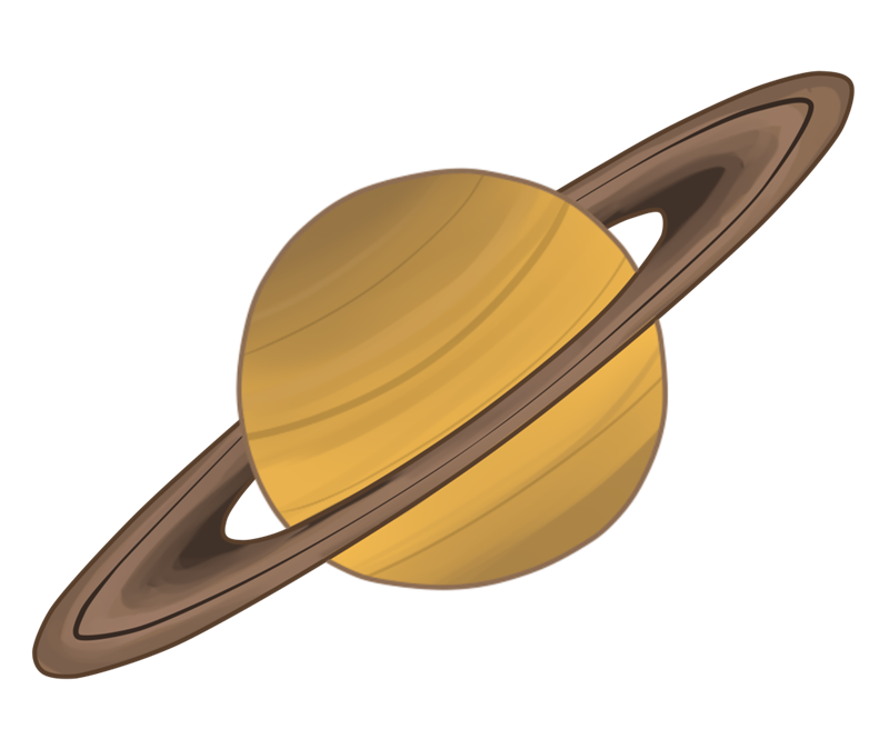 . Saturn clipart