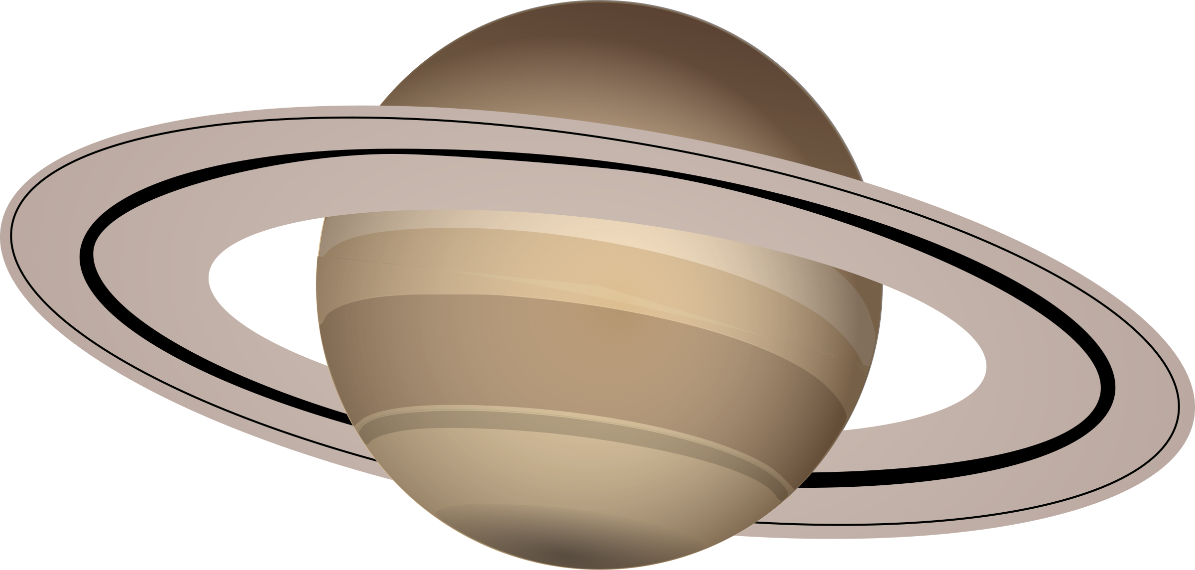 Icons png free and. Saturn clipart illustrations