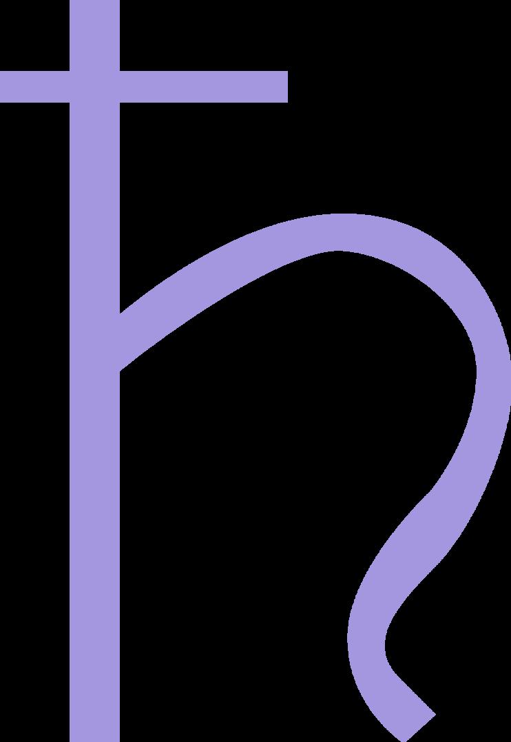 Sailormooncrystal symbol by animedark. Saturn clipart purple
