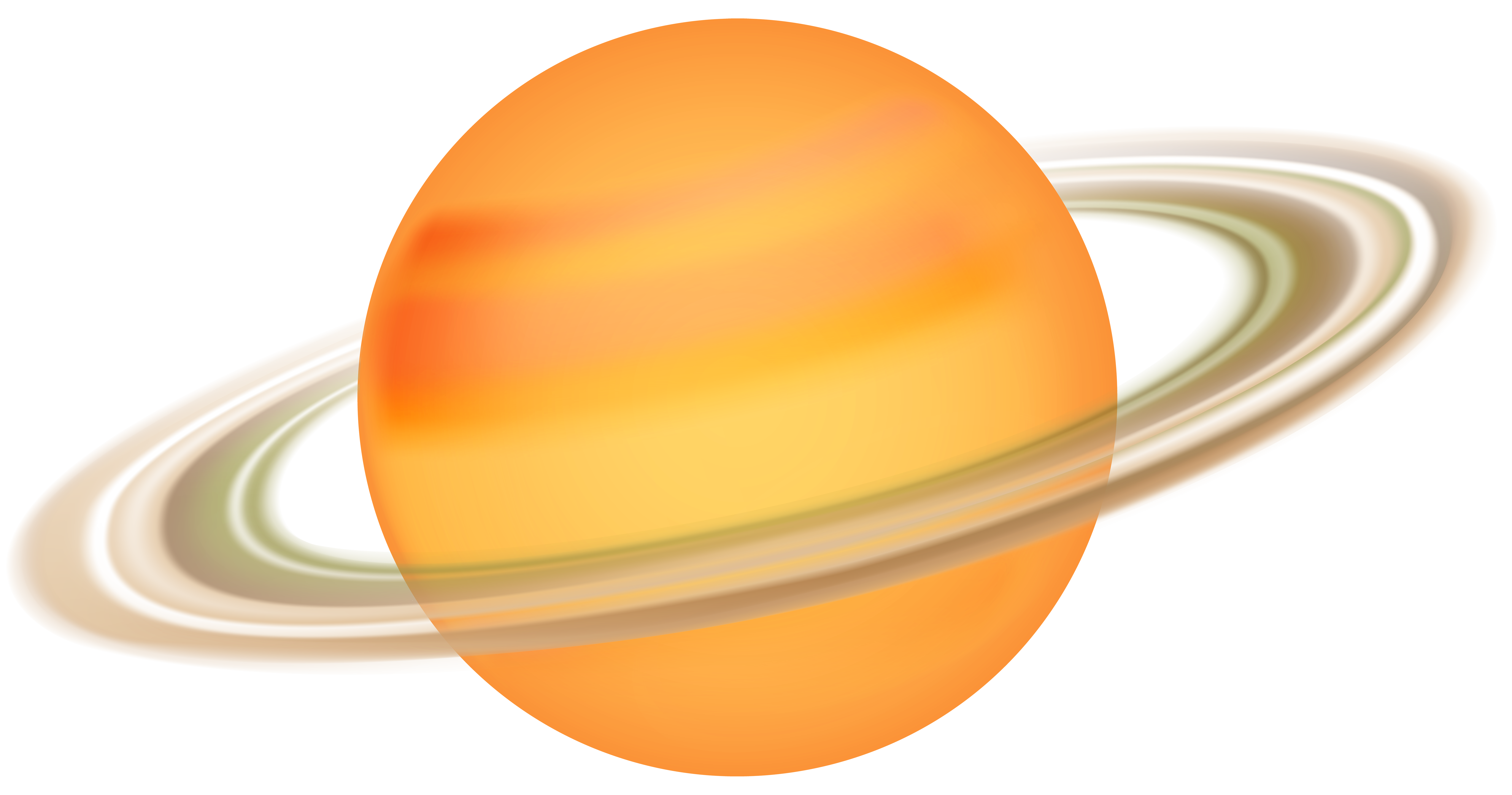 Png clip art best. Saturn clipart