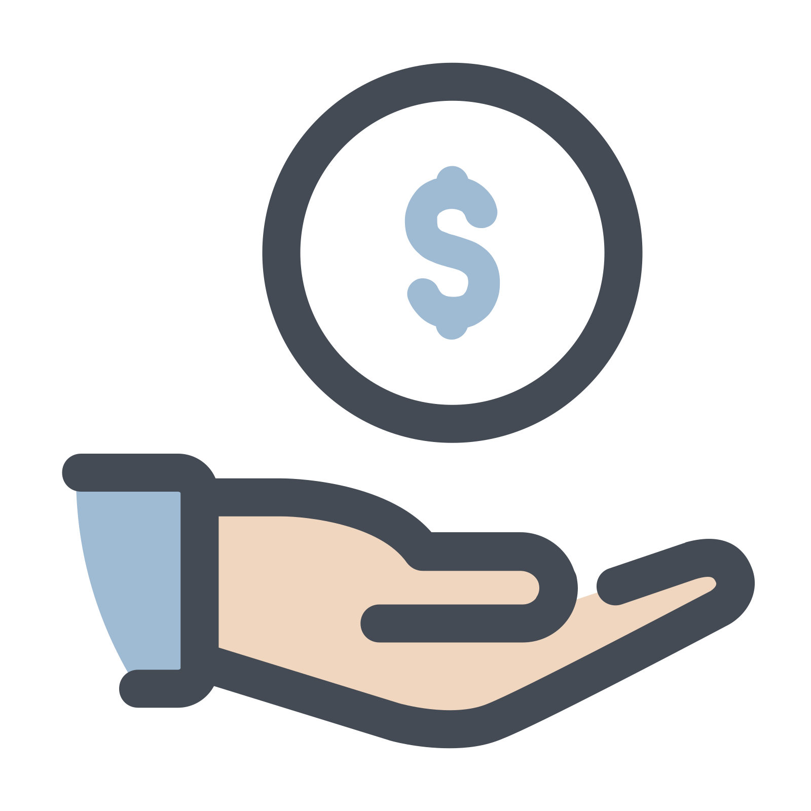 Get cash free download. Save money icon png