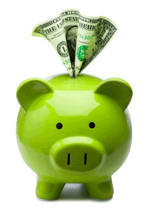 Saving money png. Image