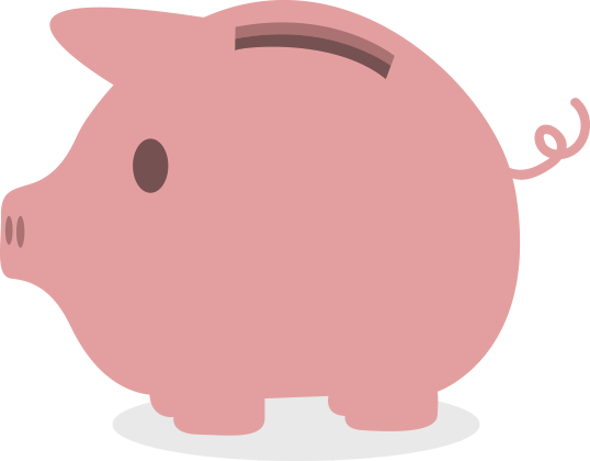 Save pricing pig express. Saving money png