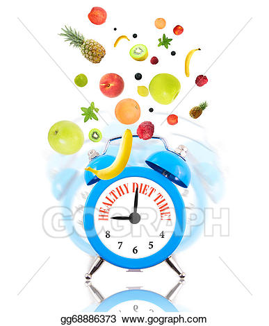 Stock illustration concept with. Scale clipart diet