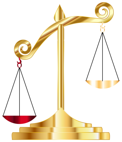 Scale clipart imbalanced. Download scales free png