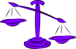 Scale clipart imbalanced. Unbalanced right clip art