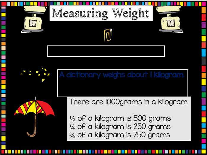 Kilograms and grams key. Weight clipart kilogram