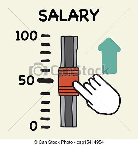 Salary vector panda free. Scale clipart low wage