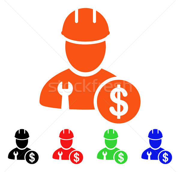 Free salary download clip. Scale clipart low wage
