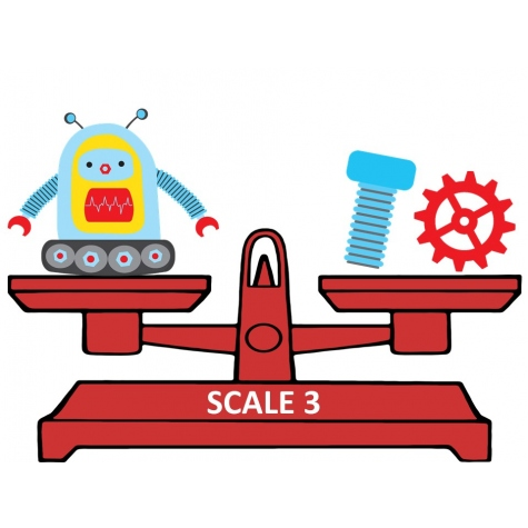 Scale clipart math. Missing addend word problems
