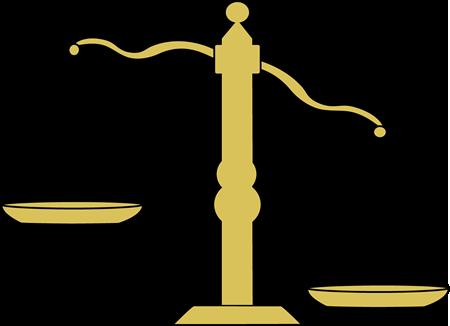Unbalanced clip art vector. Scale clipart math