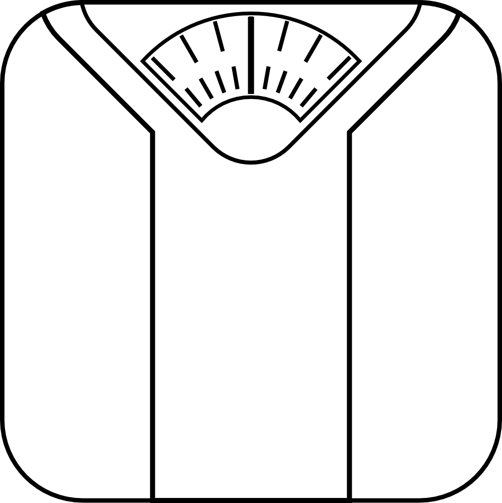 Scale clipart weighing scale. Free bathroom cliparts download