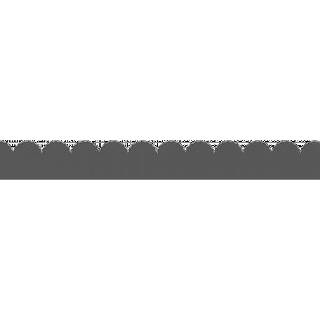 Scallop edge template goal. Scalloped border png