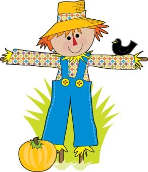 Free pictures clipartix clip. Scarecrow clipart