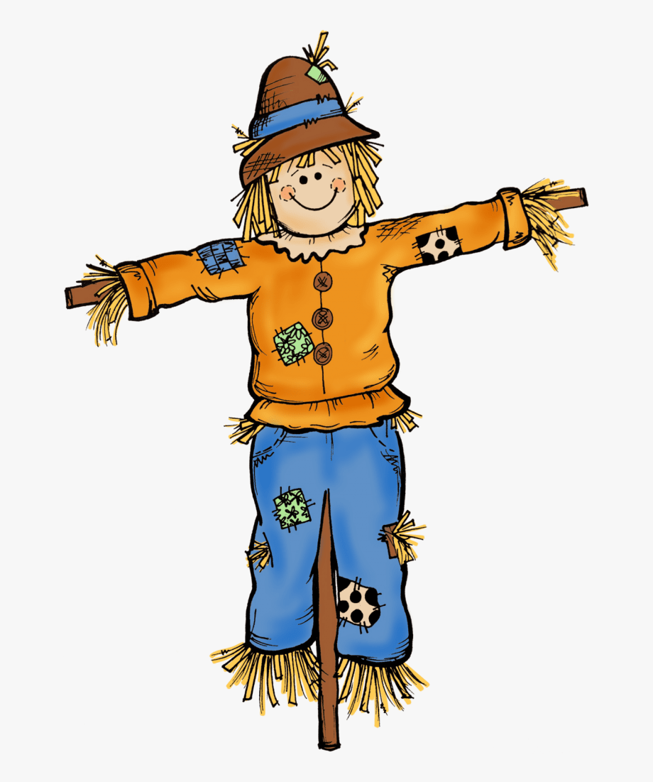 Cartoon pictures free . Scarecrow clipart animated