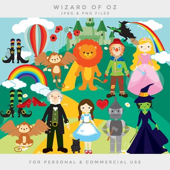 Wizard of oz clip. Scarecrow clipart dorothy