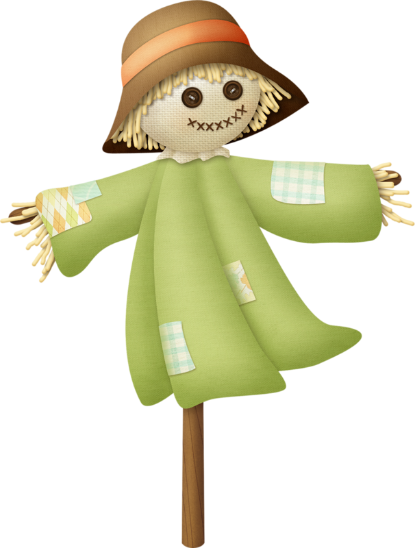 Scarecrow clipart fal. Kaagard autumnfalling png pinterest