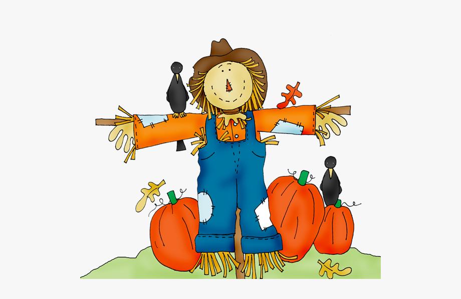 Scarecrow clipart fall festival. Clip art