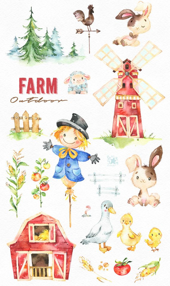 Scarecrow clipart fence. Pin on bathroom storage