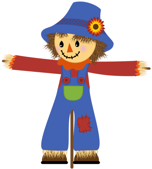 Girl at getdrawings com. Scarecrow clipart field clipart