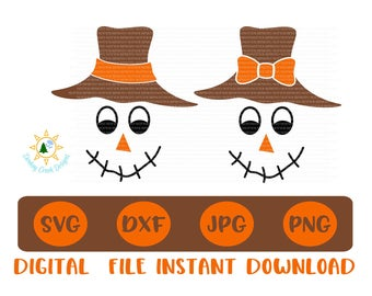 Scarecrow clipart svg. Scarecrows etsy