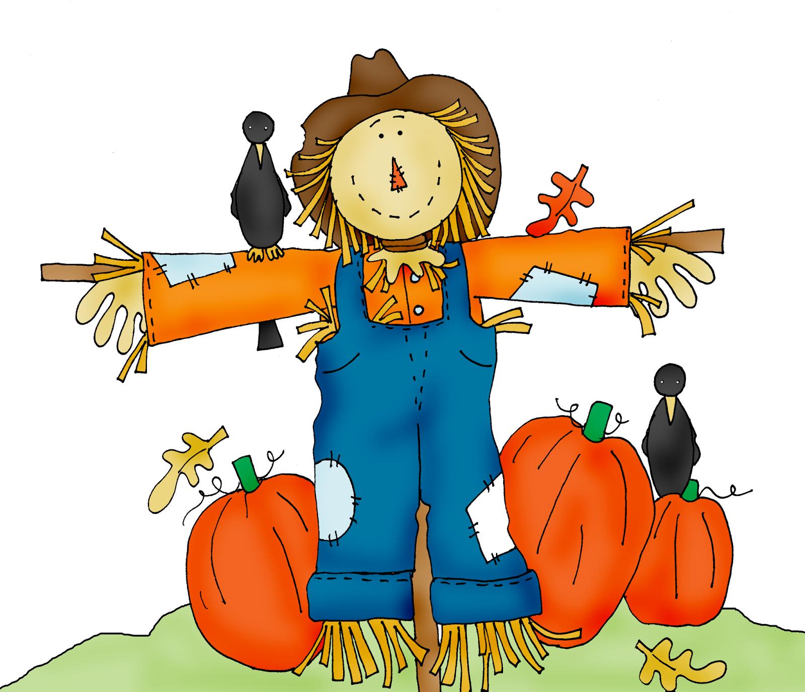 scarecrow clipart teacher