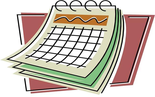 Schedule clipart. Cilpart impressive design ideas