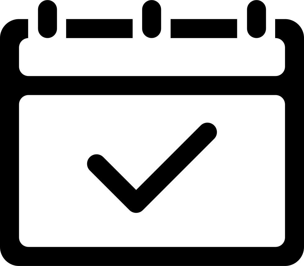 Schedule clipart demand schedule. My svg png icon