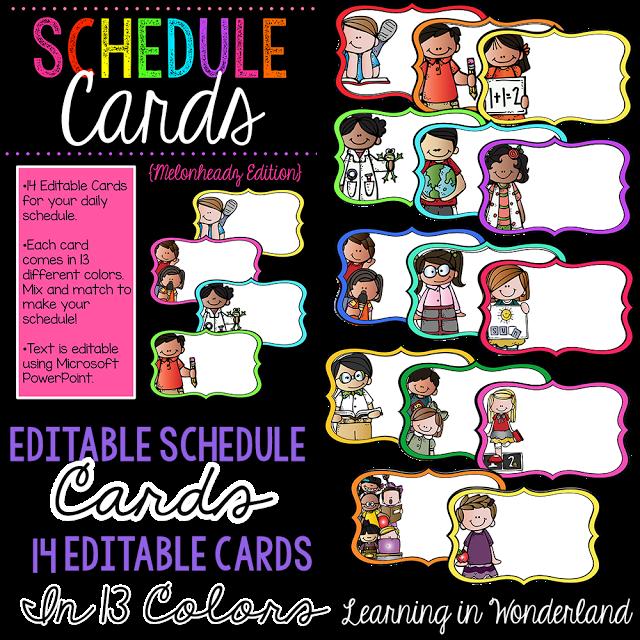 schedule clipart editable #141797673