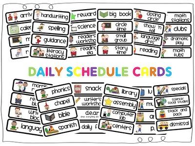 Printable template clipground gclipart. Schedule clipart kindergarten
