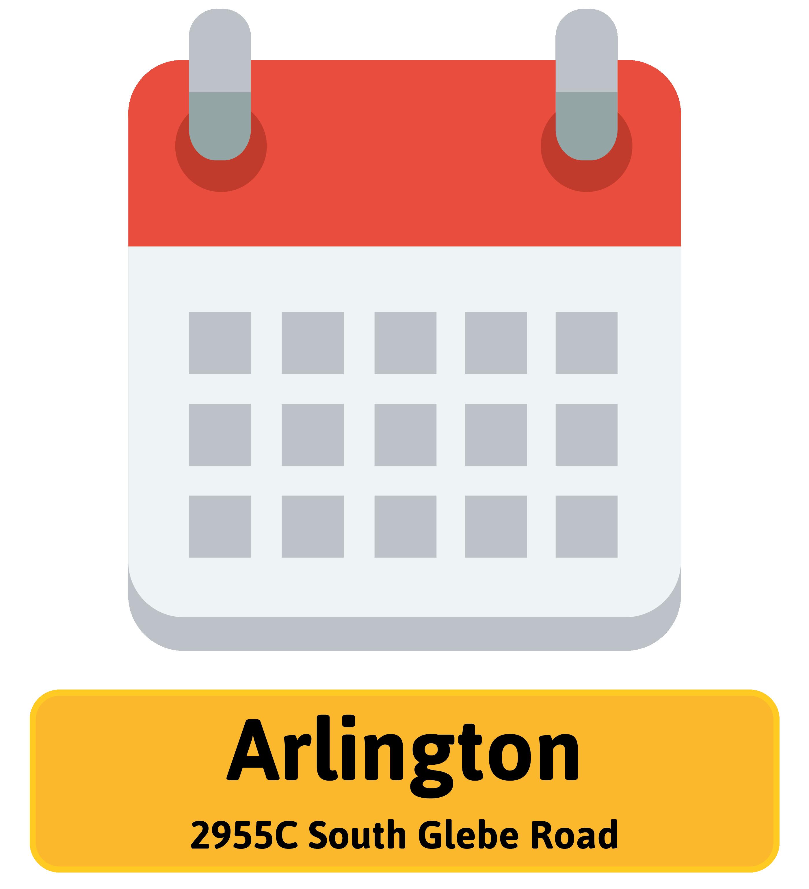 schedule clipart last week