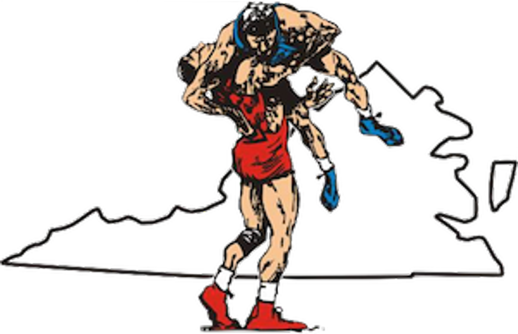 Wrestlers clipart muscular. Vacw events the virginia