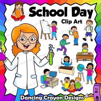 Clip art kids at. Schedule clipart school schedule