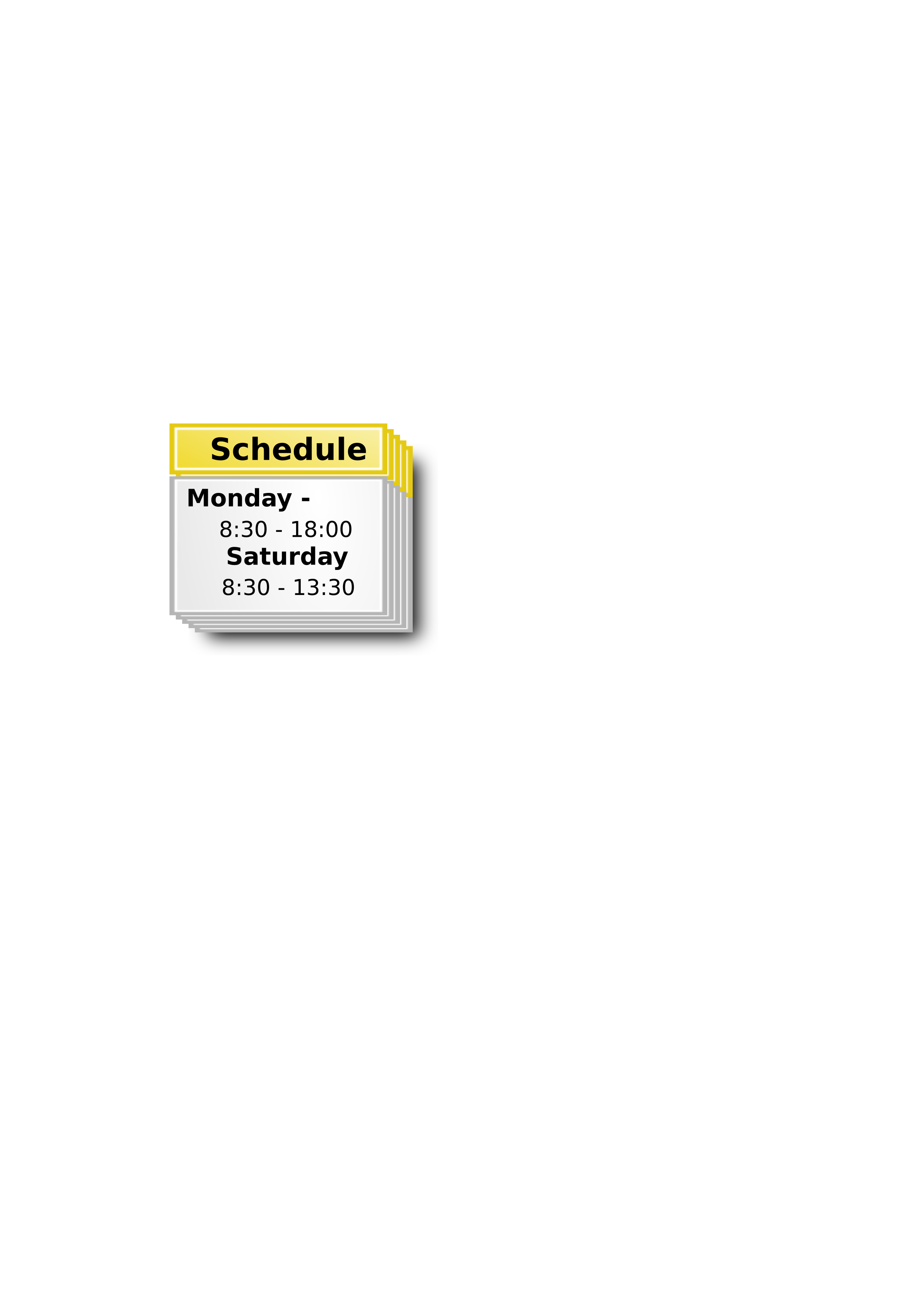 Schedule clipart sign. Big image png