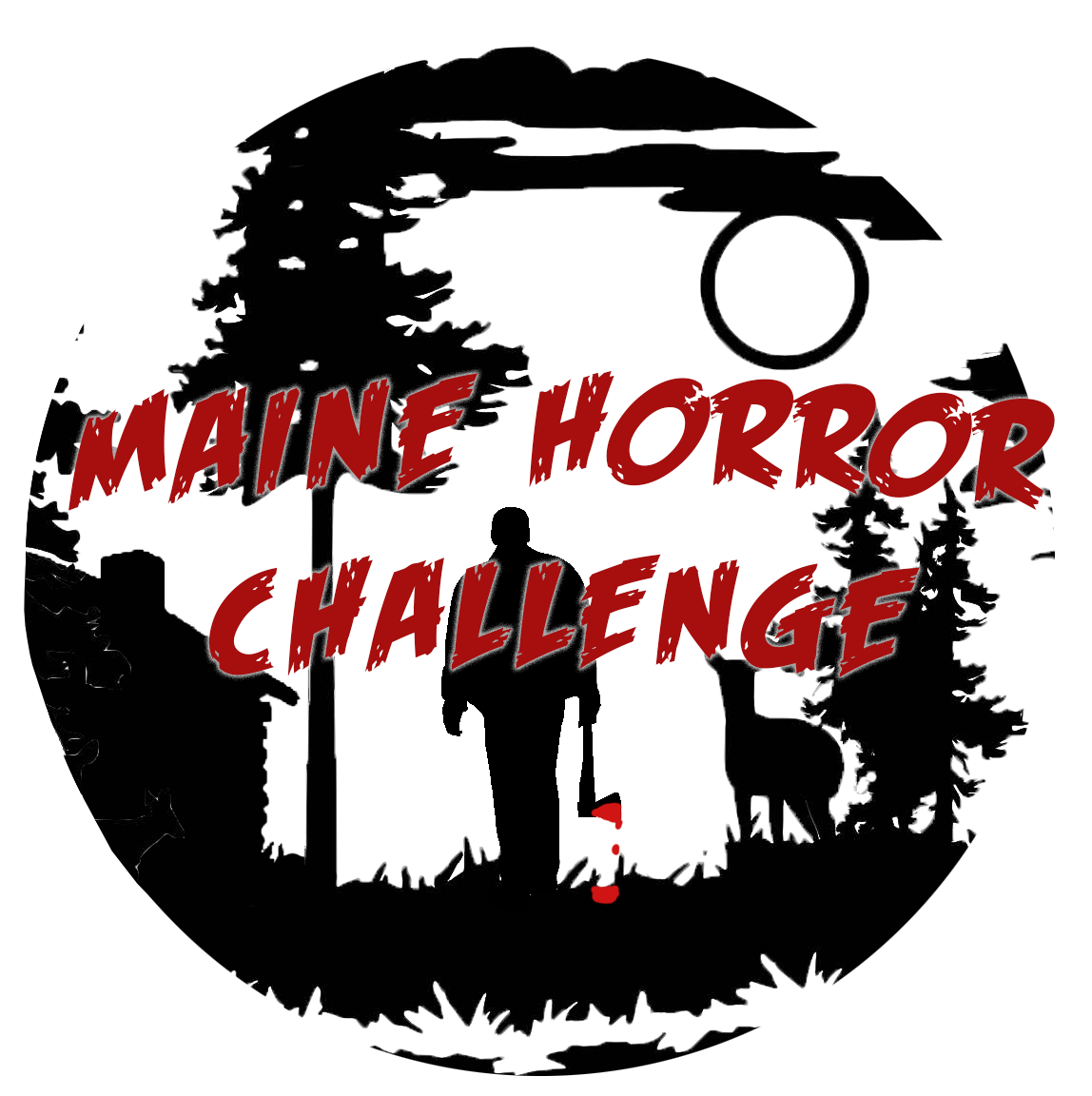 The maine horror challenge. Schedule clipart timeline