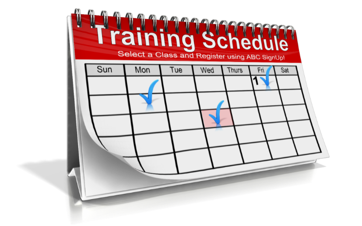 Schedule clipart training calendar. Index of wp content