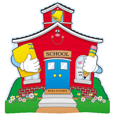 Schoolhouse clipart. Free