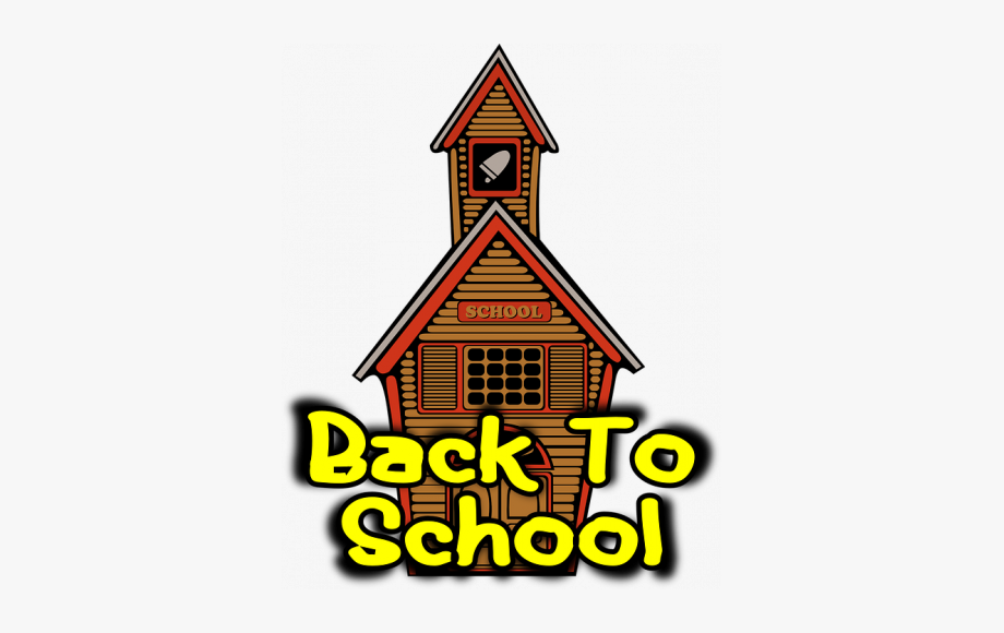 Schoolhouse clipart back to school. Schooled at home house