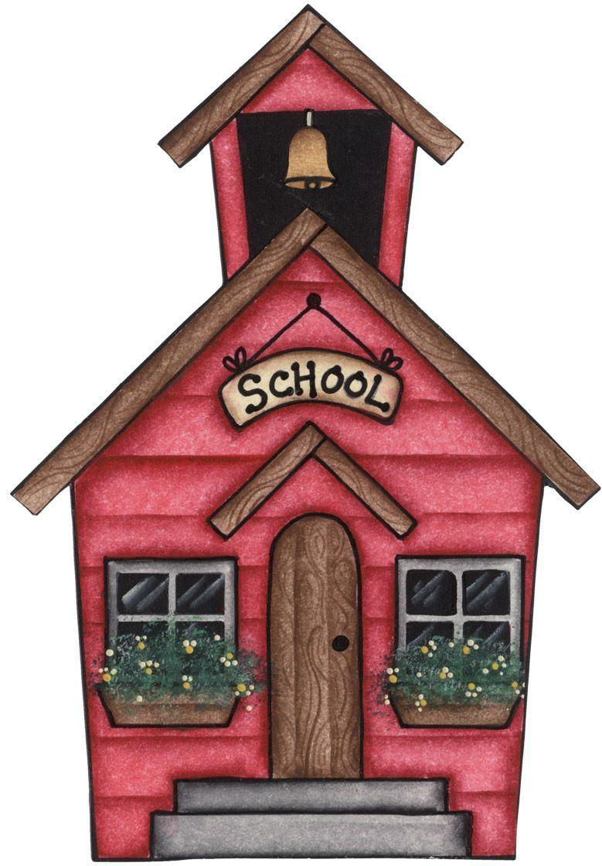 lessons our children. Schoolhouse clipart classic